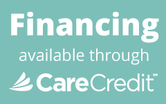 Financing available through CareCredit®