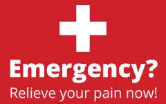 Emergency? Relieve Your Pain Now!